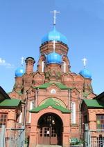 Храм Иоанна Богослова г. Ликино-Дулево